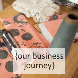 Our business journey