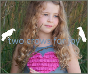 Two Crows for Joy - organic children's clothing made in USA