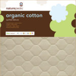 Naturepedic Organic cotton crib mattresses